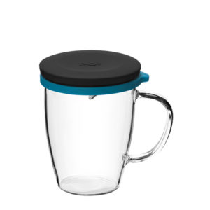 14833_Savor Tea Mug_Glass_Black with Blue_600x600