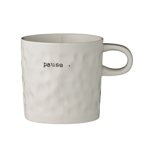 mug pause