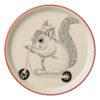 Mollie Plate rund