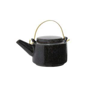 Noir Teapot