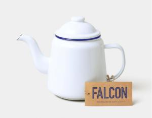 falcon teapot weiss