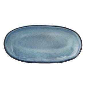 sandrine plate blue